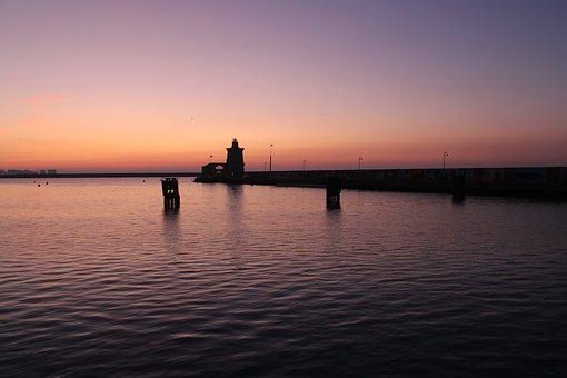 The Port Of Santa Maria, Puerto Sherry, Port, Marina