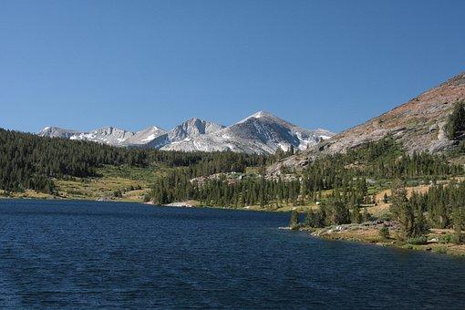 Usa, Yosemite, Landscape, Nature, National Park