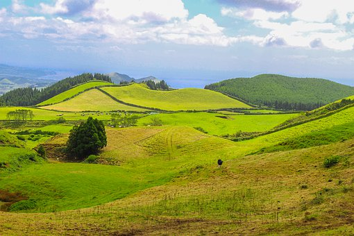Island, Azores, Atlantic, Landscape, Nature, Ocean
