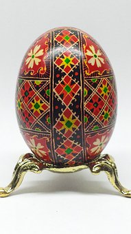 Easter, Ukraine, Egg, Pysanka, Painted, Culture