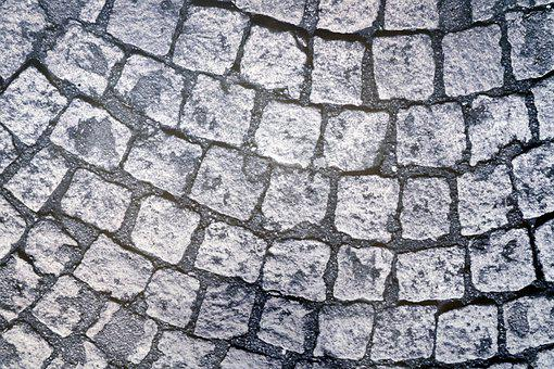 Paving Stone, Stone, Street, City, Old, Texture