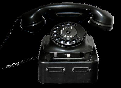 Phone, Old, Communication, Dial, Nostalgia, Antique