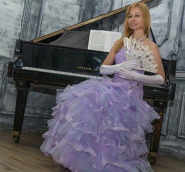 Grand Piano, Piano, Music, Musician, Tool, Concert