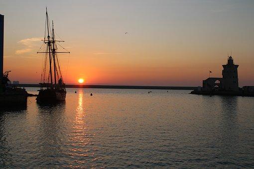 The Port Of Santa Maria, Port, Marina, Puerto Sherry