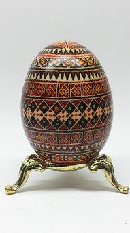 Easter, Ukraine, Egg, Pysanka, Painted, Culture
