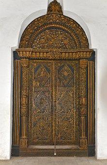 Door, Wooden Door, Zanzibar, Africa, Stone Town