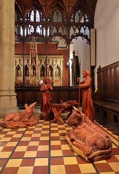 Ushaw College, Nativity, Christmas, Seasonal, Jesus