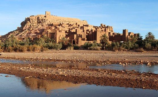 Ait Ben Haddou, Unesco World Heritage, Oasis