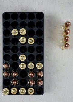 Ammo, 9mm, Ammunition, Bullets, Tetris, Fun, Gray Fun