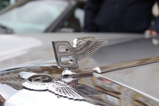 Bentley Logo, Car, Bentley, Logo, Auto, Vehicle, Luxury