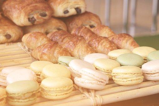 Vintage, Sweet, Biscuit, Background, Dessert, Pastry