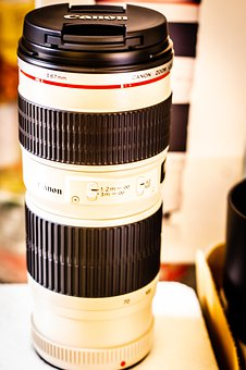 Lens, Canon, The Camera, Photography, Dslr, Digital