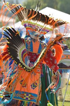 Powwow, American Indian, Dance, Tribal, Culture