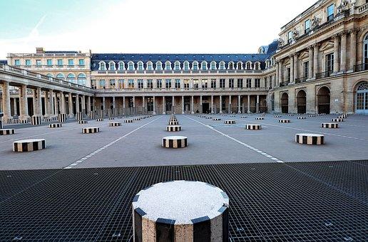 Paris, France, Monument, Work Of Art, Urban Design