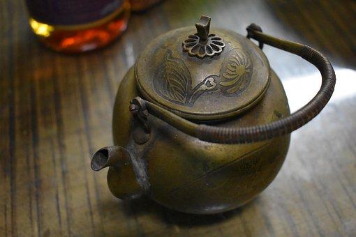 Teapot, Japan, Tea, Relax, Pot, Traditional, Quiet