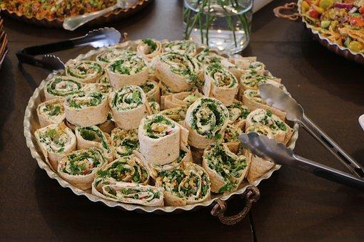 Lavash Wrap, Sandwiches, Food, Lunch, Meal, Fresh