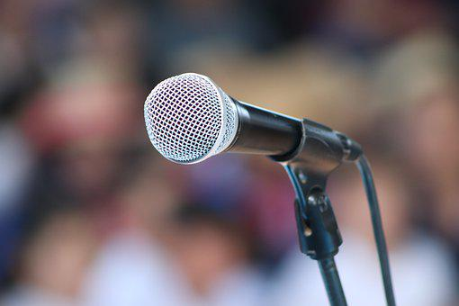 Microphone, Music, Recording, Mic, Mike