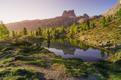 Dolomites, Alps, Mountain, Italy, Nature, Mountains