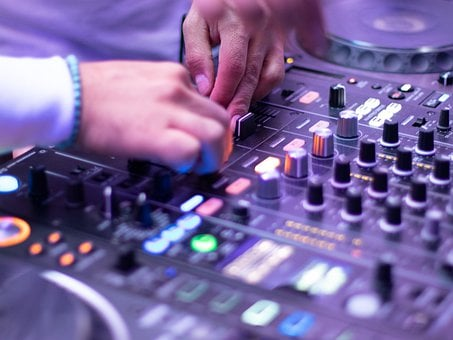 Music, Dj, Audio, Sound, Equipment, Concert