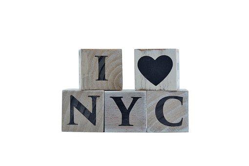 I Love New York, Nyc, New York, New York City, Usa