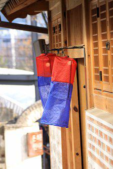 Building Lantern, Lantern, Republic Of Korea