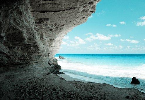 Ageeba, Marsa Matrouh, Egypt, Beach, Sea, Blue