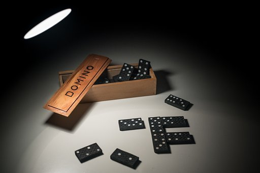 Domino, Game, Dominoes, Strategy, Business, Play, Fun