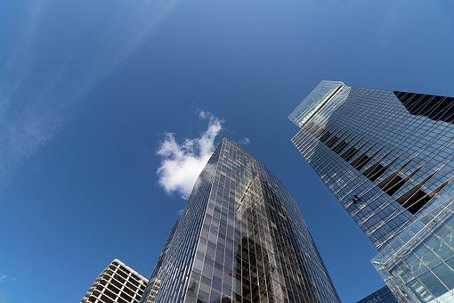 Modern Architecture, Futuristic, Skyscraper, Structure