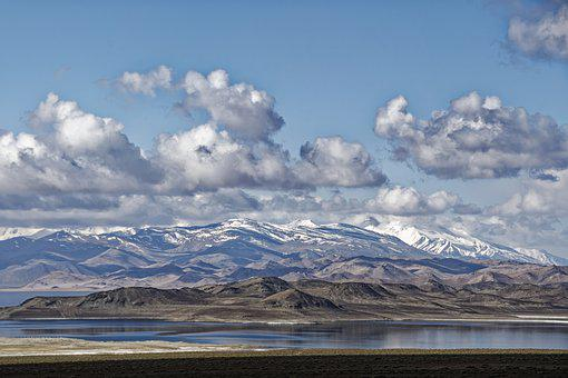 Tajikistan, Karakul Lake, Lake, Water