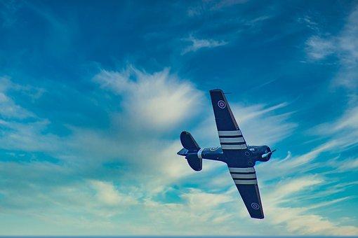 Spitfire, Mustang, Zero, Aircraft, Airplane, Ww2
