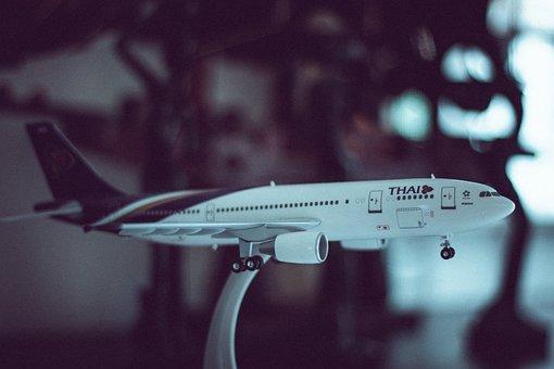 Model, Airplane, Flight Pattern, Model Aircraft