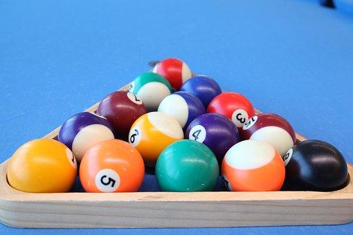 Billiard, Billiards, Billiards Ball, Ball, 8 Ball