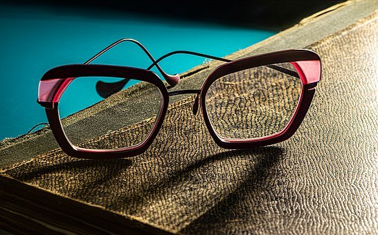 Eyeglasses, Book Day, Illusion, Eye Vision