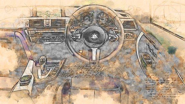Automobile, Bmw, Car, Car Interior, Dashboard
