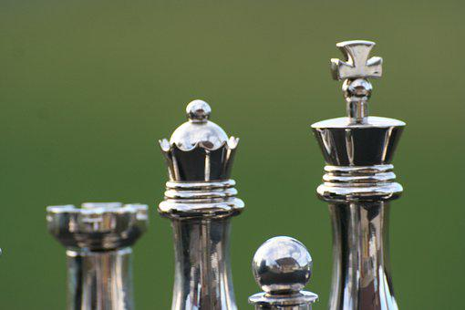 Chess, Chess Piece, Strategy, Board Game, King