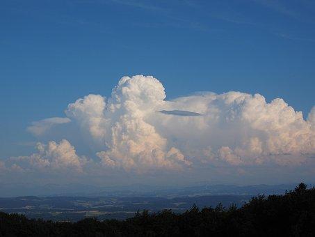 Cloud, Cloud Formation, Cumulus Clouds