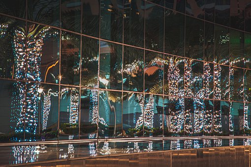 Glass, Architecture, Facade, Mirroring, Reflection