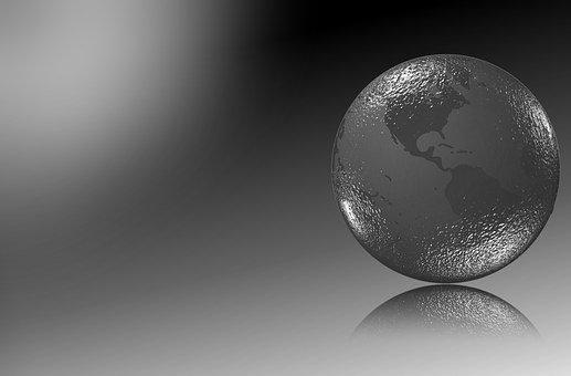 Globe, Glass Ball, Crystal Ball, Forecast, Round
