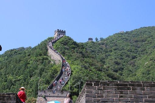 China, Beijing, Great Wall, Juyongguan, Architecture