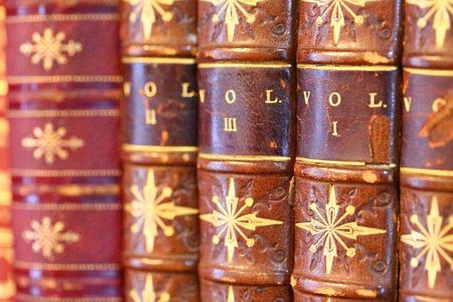 Antiquarian Book, Book Day, Book, Leather Book, Books