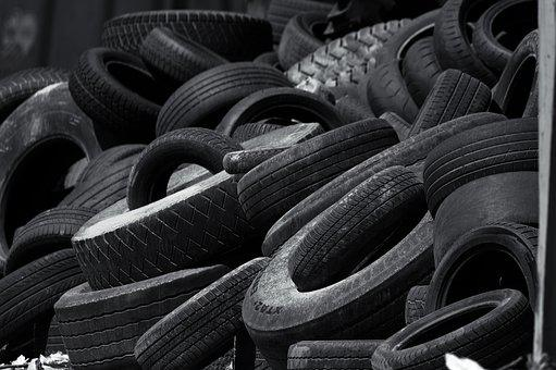 Mature, Auto Tires, Recycling, Winter Tires, Wheel
