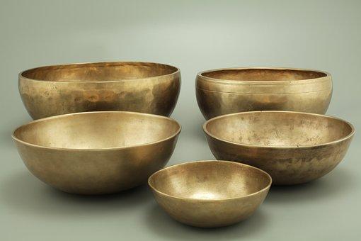 Singing Bowls, Tibetan Bowls, Meditation, Buddhism