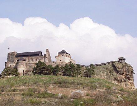 Boldogkőváralja, Castle, Middle Ages, Fortress, Museum
