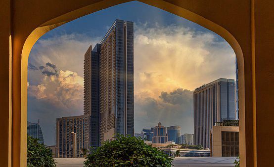 Architecture, Orient, Dubai, Skyscraper, Skyscrapers