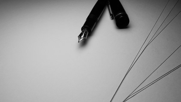 Letter, Pen, Writing, Ink Pen, Letters, Correspondence