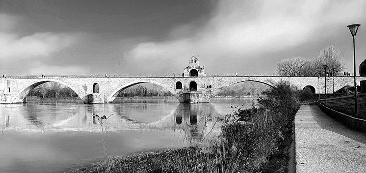 Bridge, Avignon, France, Provence