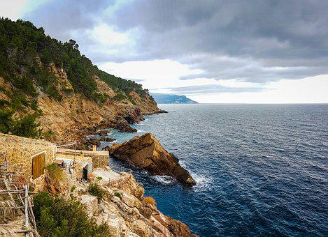 S'estaca, Port De Valldemossa, Valldemossa, Mallorca