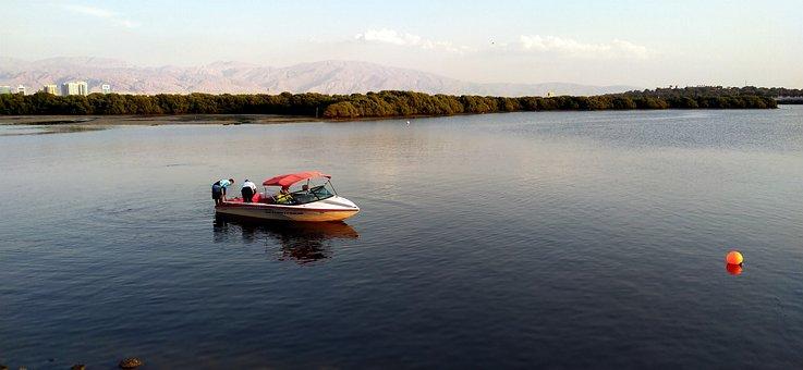 Boat, Water, Nature, Sail, Travel, Sailboat, Sea, Shore