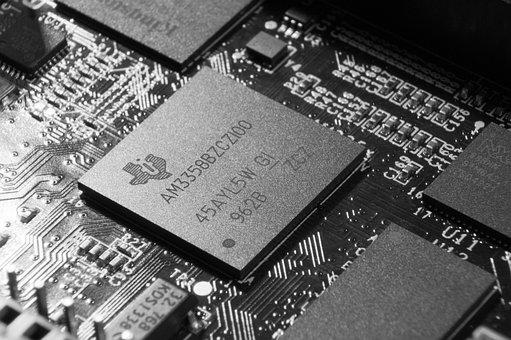 Processor, Beaglebone, Cpu, Texas Instruments, Smd