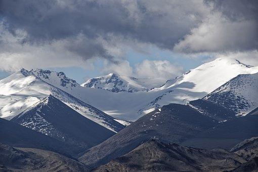 Tajikistan, The Pamir Mountains, Pamir, Plateau